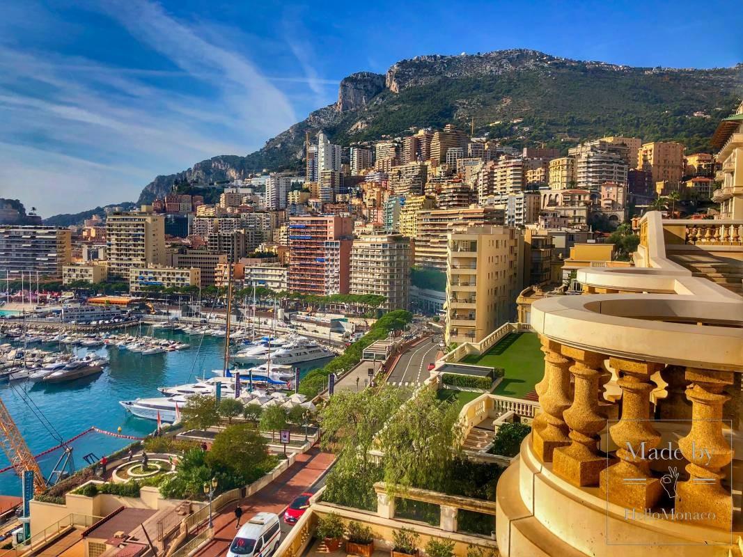 В некоторых районах Монако ношение маски становится обязательным
