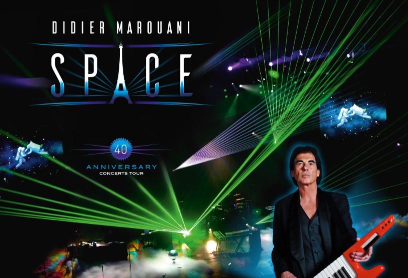 Дидье Маруани: космический успех монегасского музыканта
