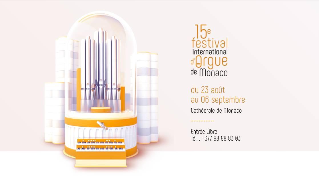 15-й Международный органный фестиваль в Монако