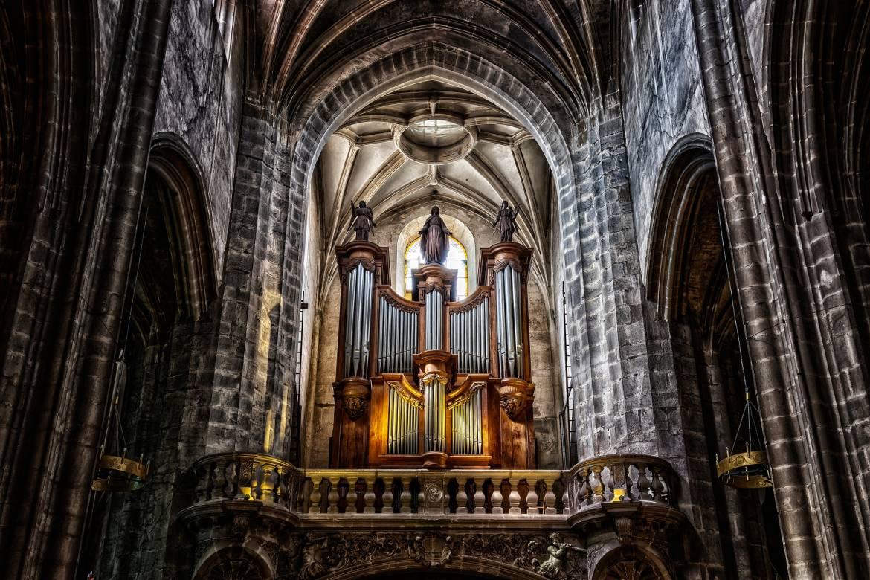 Творческие и музыкальные встречи на Международном фестивале органной музыки в Монако