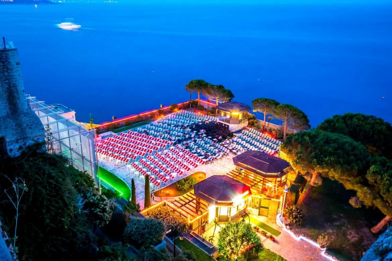 Кино в Monaco Open Air Cinema