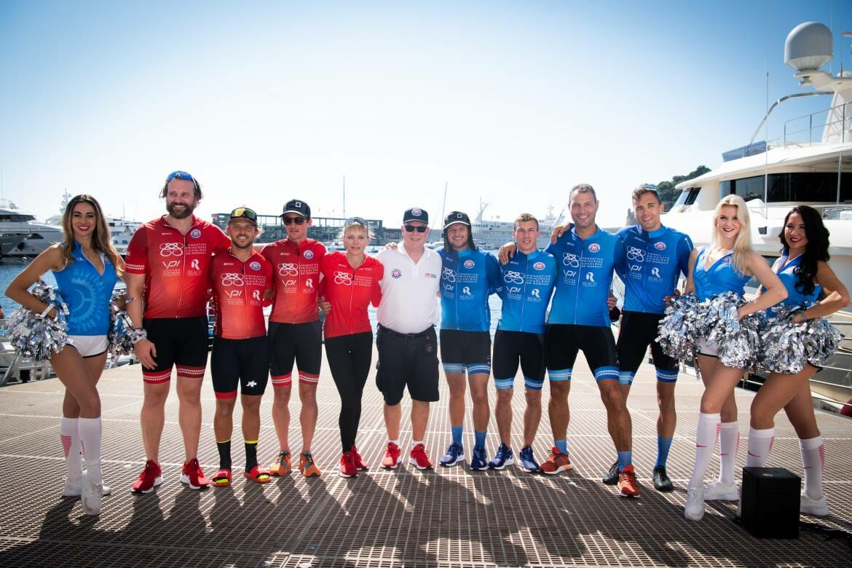 Стали известны победители Monaco Water Bike Challenge 2020