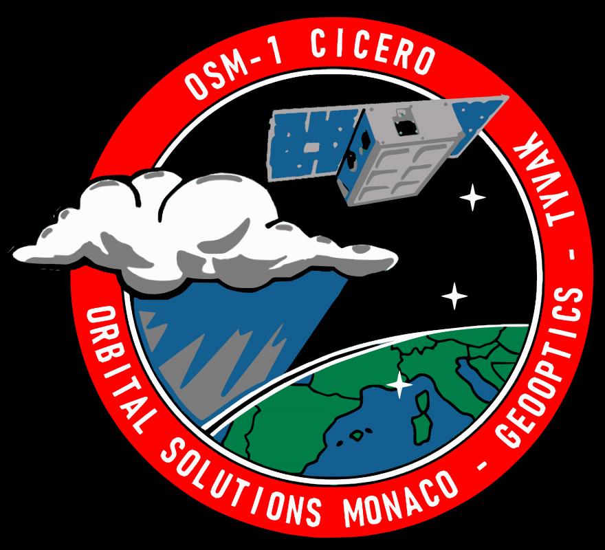 На орбиту Земли запущен первый спутник, созданный в Монако