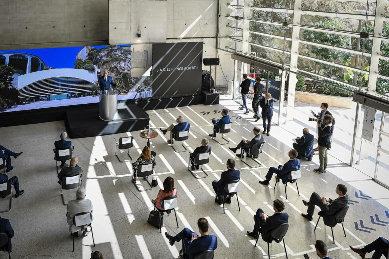 20-летие железнодорожного вокзала Монако: курс на инновационное развитие