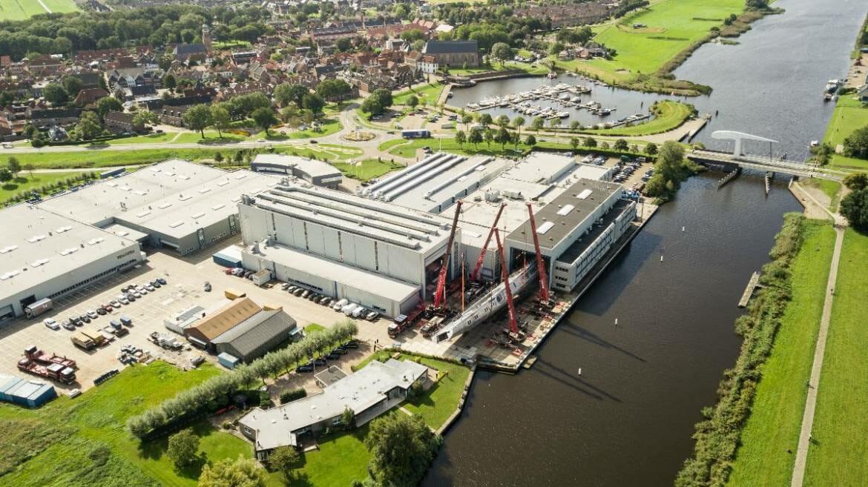 Oceanco объявляет о строительстве пяти суперъяхт длиной свыше 100 метров и другие новости