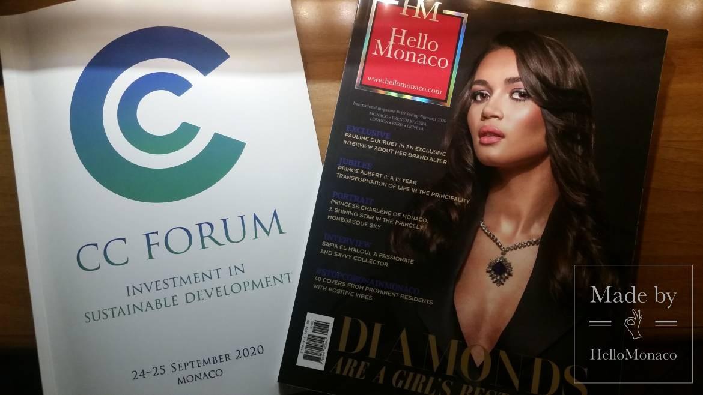 Новое видение бизнеса и инвестиций в устойчивое развитие от CC Forum