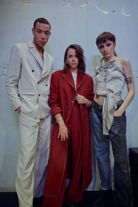Полин Дюкрюэ: долговечная и инклюзивная высокая мода
