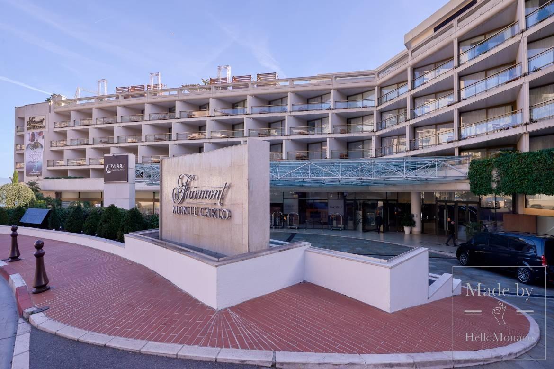 Новое предложение от Fairmont Monte-Carlo: «домашний офис» в отеле