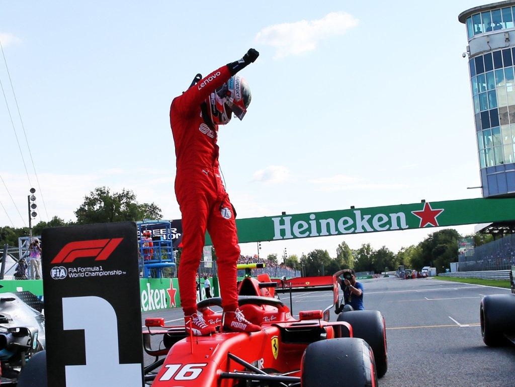 Команде Scuderia Ferrari исполнилось 90 лет