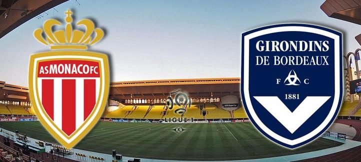 Футбольный матч Лиги 1. «Монако» — «Бордо»