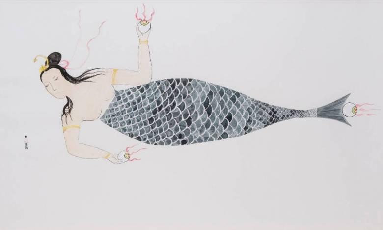 Выставка: Шимабуку. 165-метровая русалка и другие истории