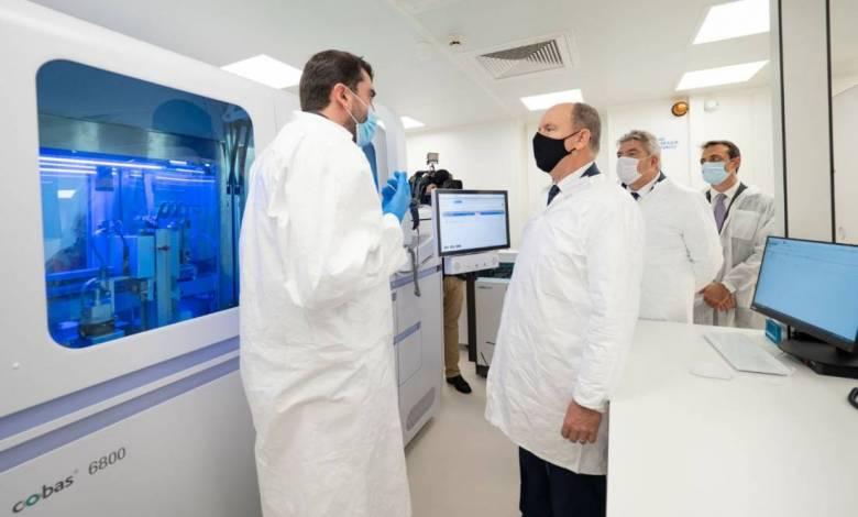 Новое оборудование позволит эффективнее бороться с эпидемией в Монако