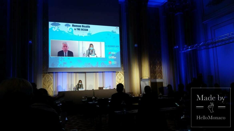 1-й Симпозиум по здоровью человека и океана состоялся в Монако