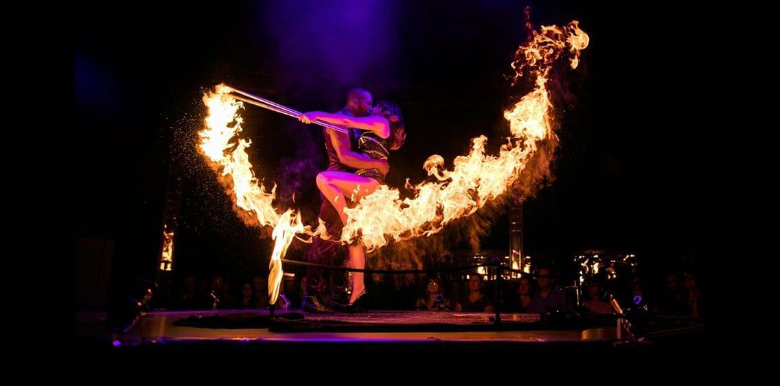 Цирковое кабаре-шоу BOHEMIA
