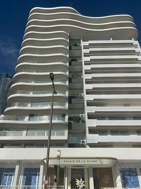 В Монако завершено строительство нового жилого здания