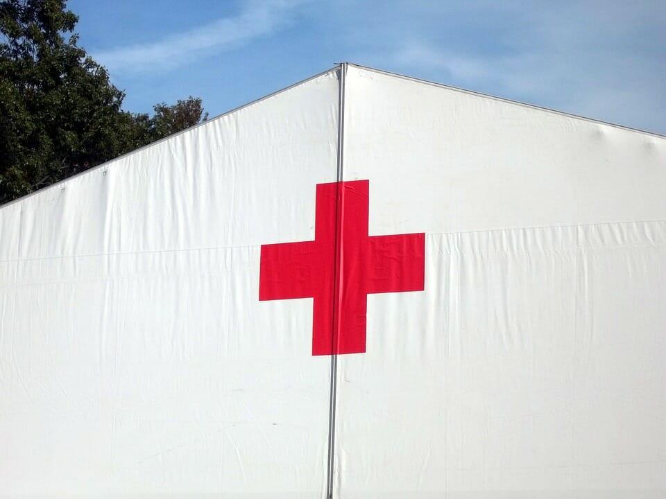 Бесценная помощь Красного Креста Монако пострадавшим от шторма