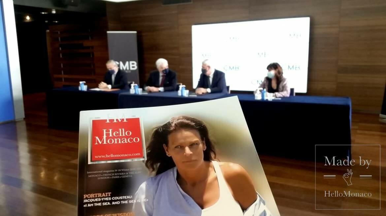 Гримальди Форум и банк CMB перезаключили культурное соглашение