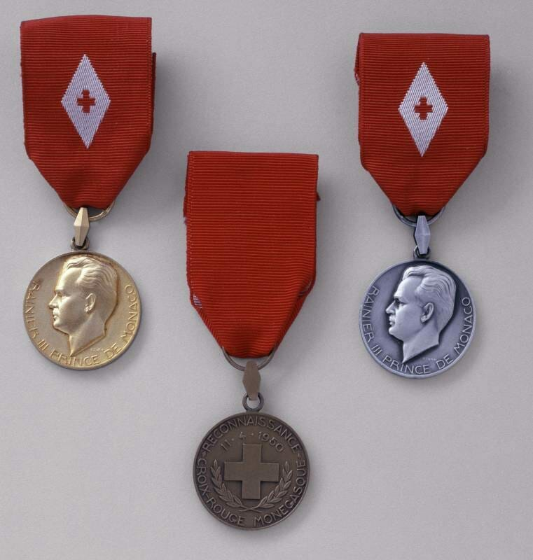 Государственные ордена и медали Княжества Монако