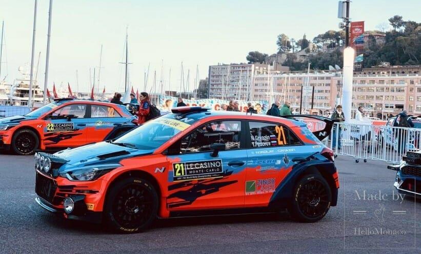 Новые изменения в маршруте и стартах Ралли Монте-Карло