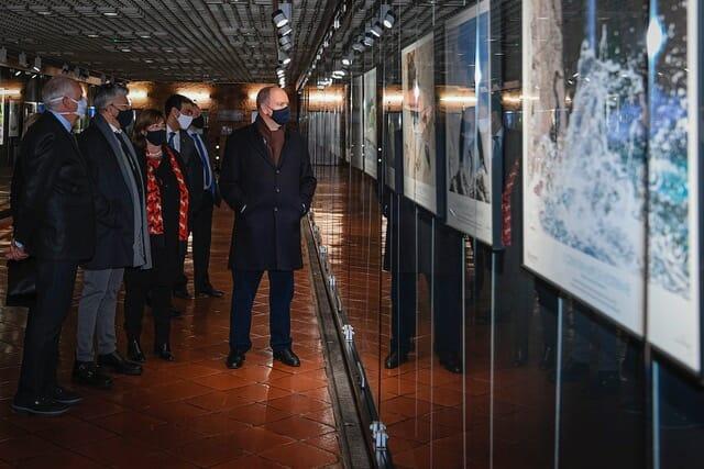 """Фотовыставка """"Княжество Монако - биоразнообразие под высоким контролем"""""""
