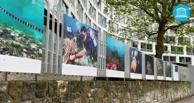 Выставка фотографий из исследовательских миссий Монако