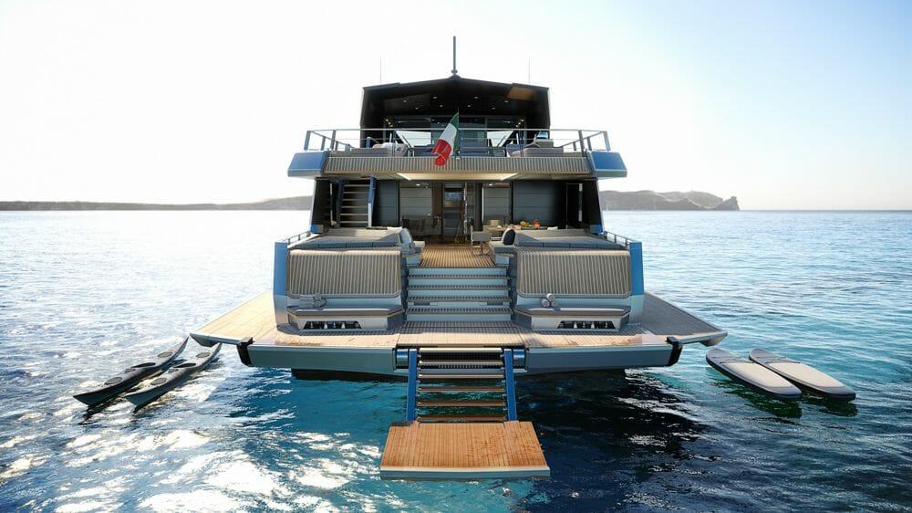 Продажа 74-метровой суперъяхты Amels и другие новости