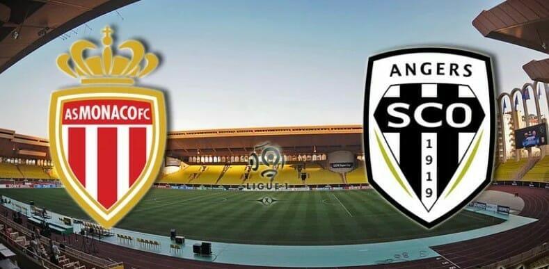Футбольный матч Лиги 1. «Монако» — «Анже»