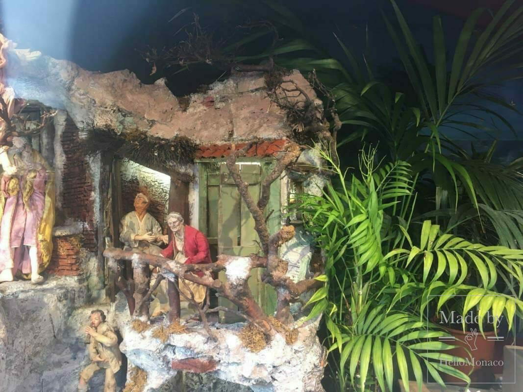 Радость и торжество рождественской тропы у Княжеского дворца