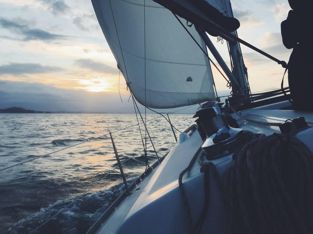 Яхтсмен клуба Монако Борис Эрманн в одиночку пересёк мыс Горн
