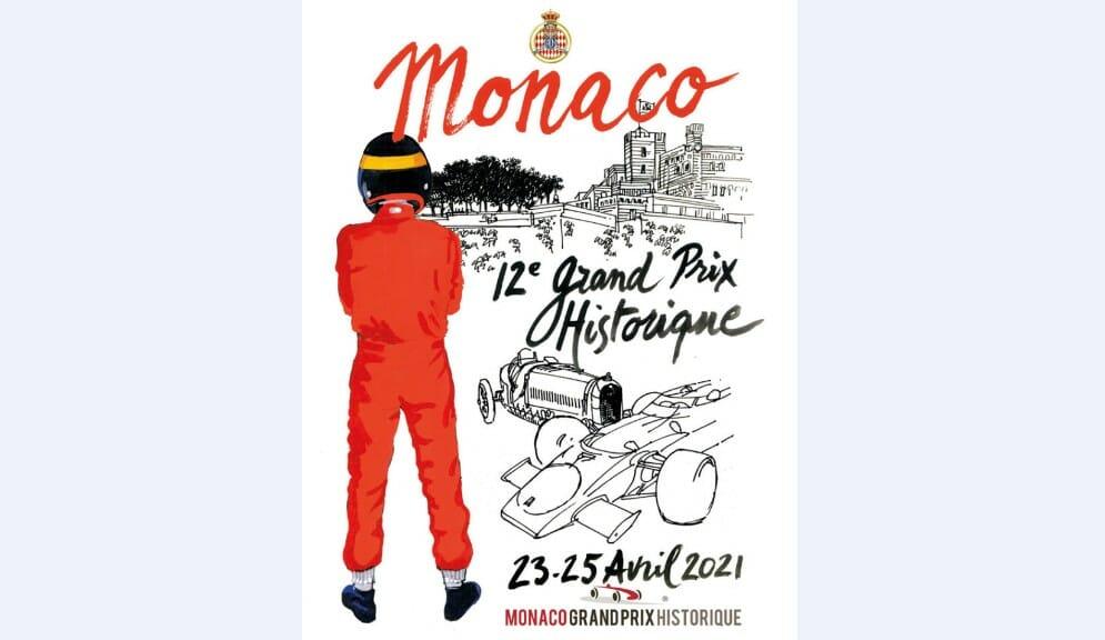 12-е Историческое Гран-при Монако 2021