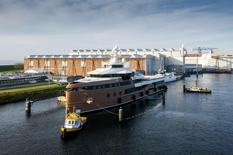 На борту: самые яркие яхтенные проекты 2021 года