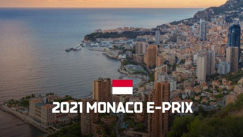 4-я гонка Формулы Е (Monaco E-Prix)