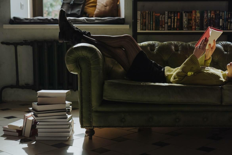 Интервью Шарлотты Казираги: любимые произведения книголюба