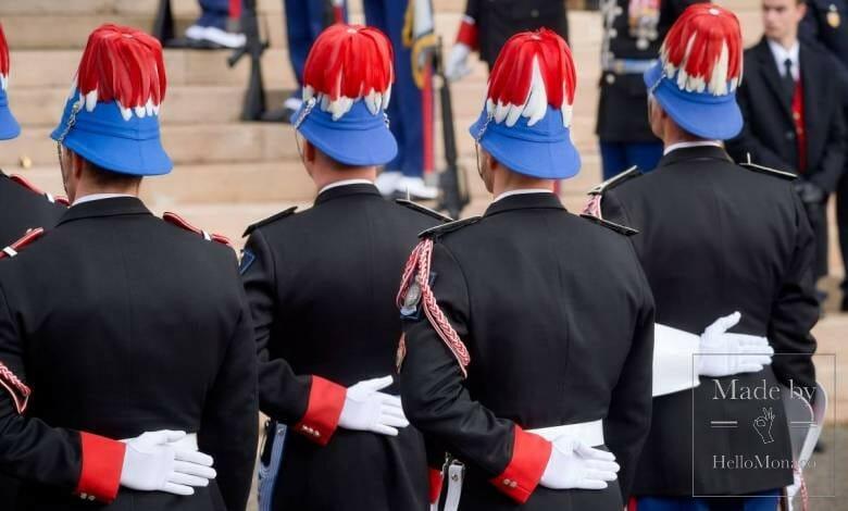Военные силы Монако играют активную роль в борьбе с covid-19