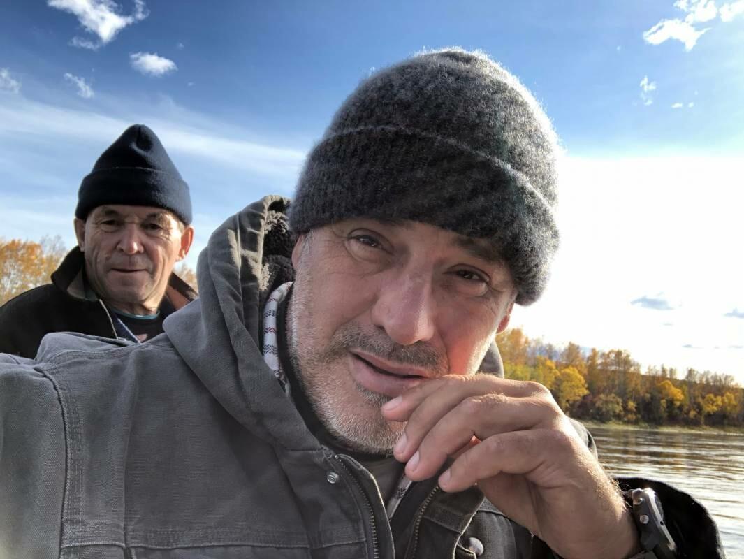 «Сибирь» - новый проект Люка Жаке, обладателя Оскара