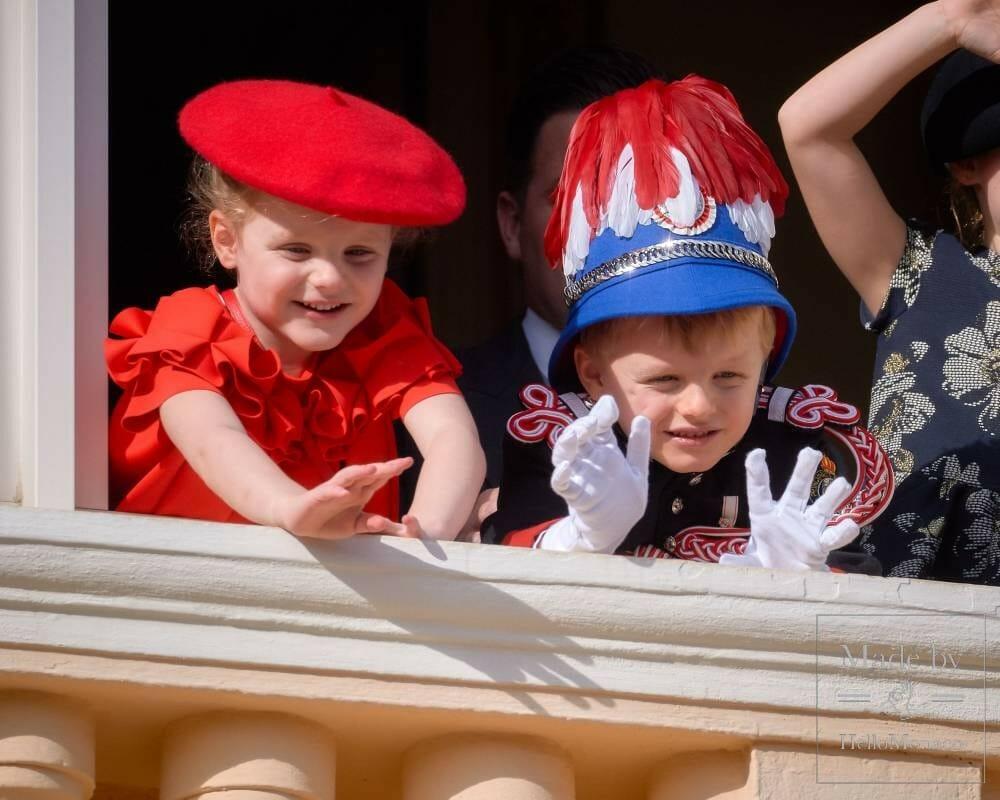 Князь Монако Альбер II рассказал об отцовстве и близнецах
