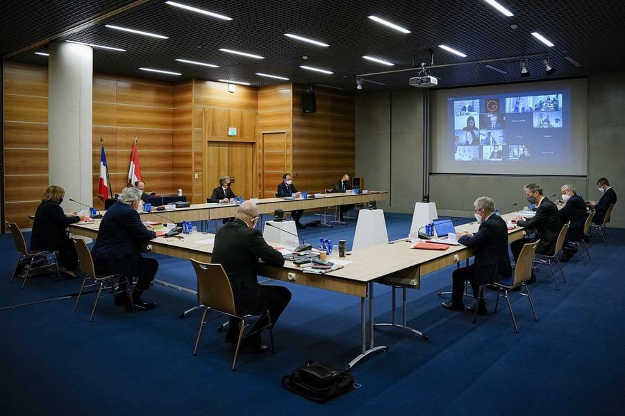 Повестка дня Комиссии франко-монегасского сотрудничества