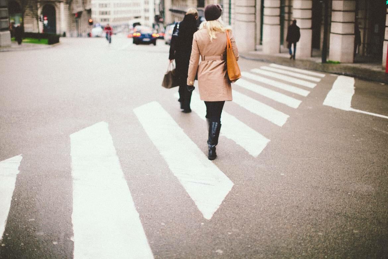 Княжество проводит модернизацию пешеходных переходов