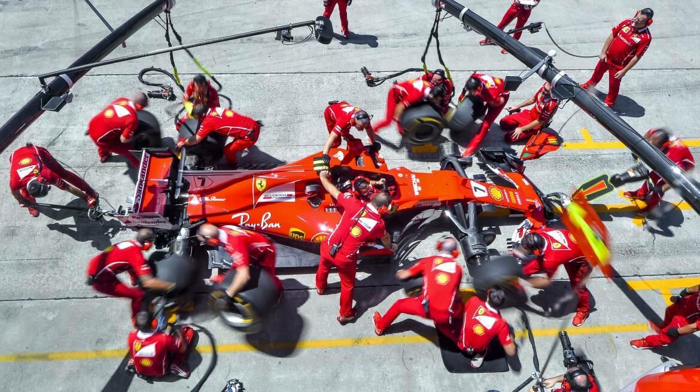 Маршалы Автомобильного клуба Монако начали подготовку к гонкам