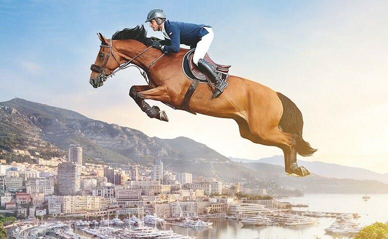 15-й турнир Monte-Carlo Jumping International