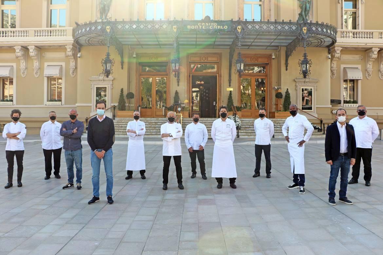 Шеф-повара Монако участвуют в благотворительной инициативе
