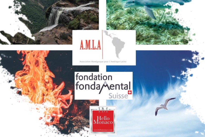 Благотворительный вечер ассоциации AMLA
