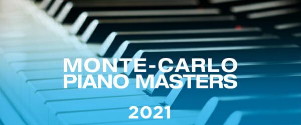 Конкурс пианистов Monte-Carlo Piano Masters 2021
