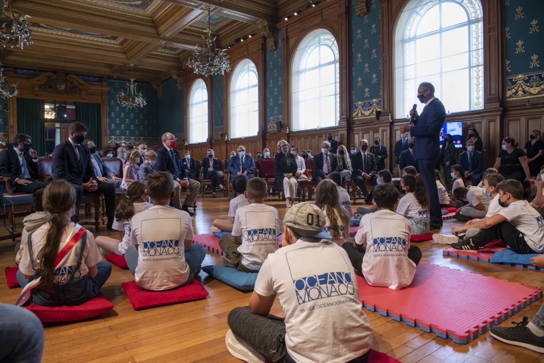 Школьники долины Ройя поучаствовали в акции «Океан для всех»