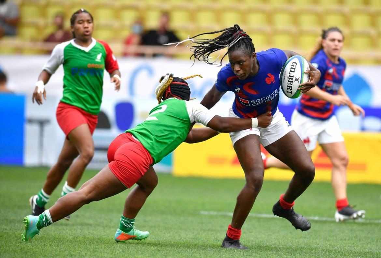 Звёзды регби приняли участие в World Rugby Sevens Repechage