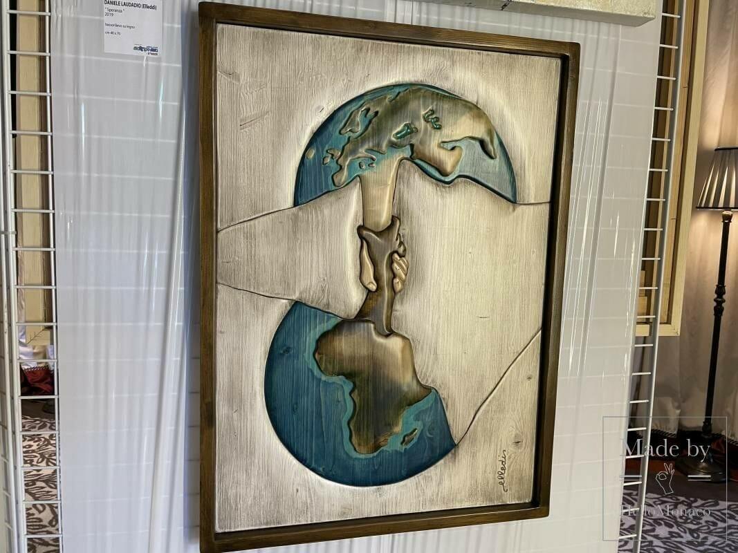 Биеннале искусства в Монако - послание для возрождения планеты
