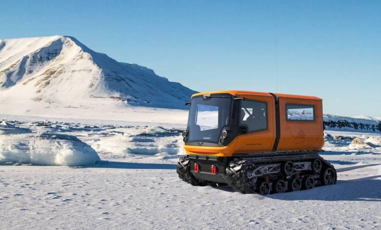 Инженеры Venturi представили новейшую модель Antarctica