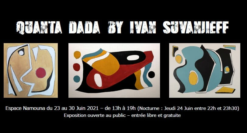 Ivan Suvanjieff: выставка картин американского художника и активиста
