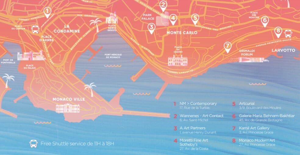 Неделя искусства в Монако (Monaco Art Week)