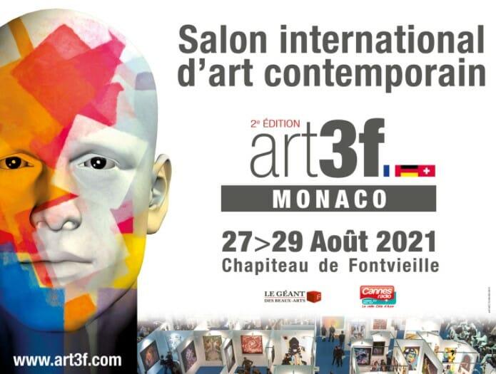 2-я Международная выставка современного искусства art3f